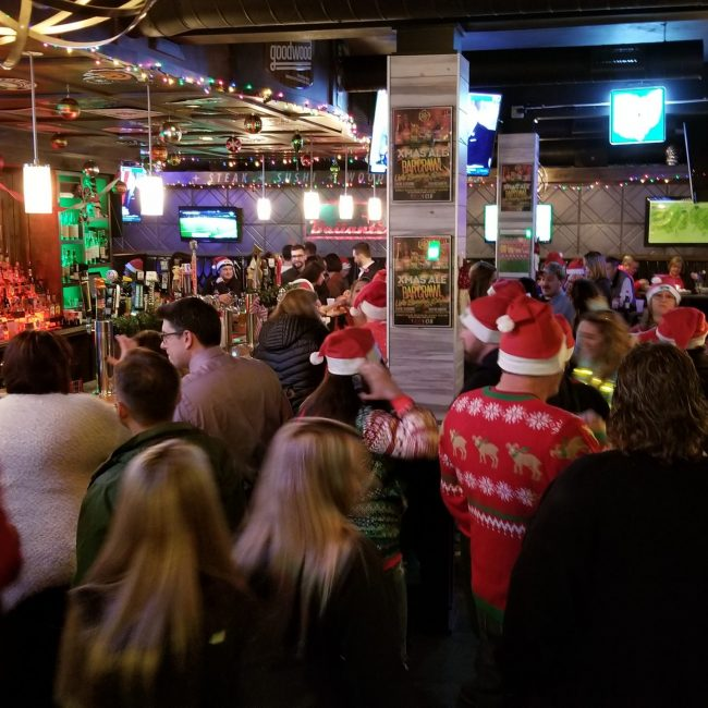 Christmas Ale Beer Crawl & Ugly Sweater Willoughby 2019