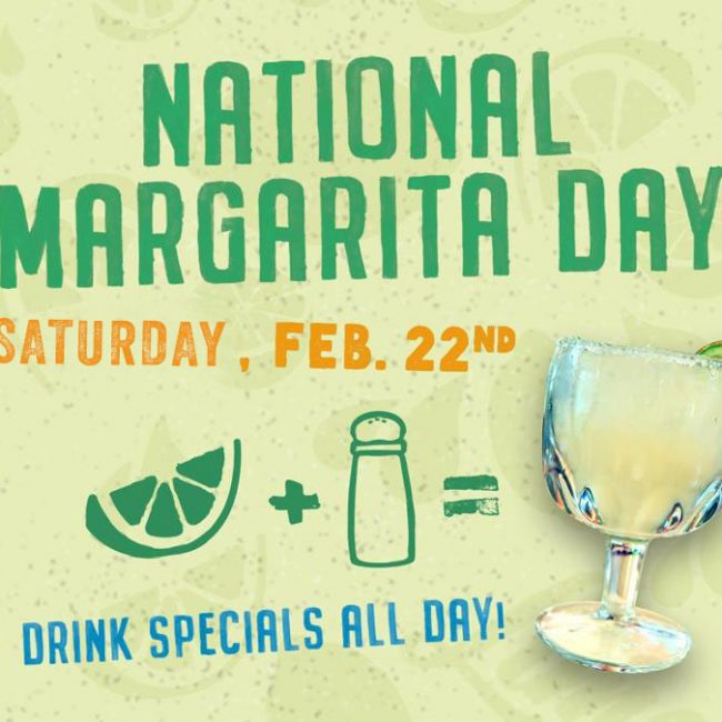 National Margarita Day DTW 2020