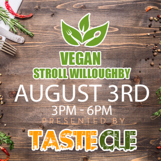 Vegan Stroll Willoughby 2019