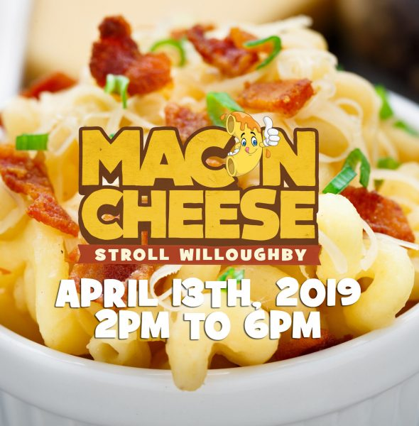 MAC & CHEESE STROLL WILLOUGHBY 2019