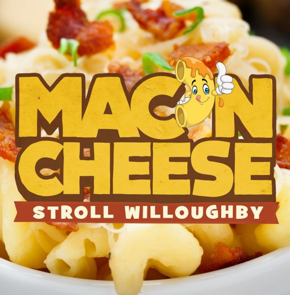Mac & Cheese Stroll Willoughby 2020