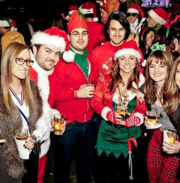 Christmas Ale Beer Crawl 2017