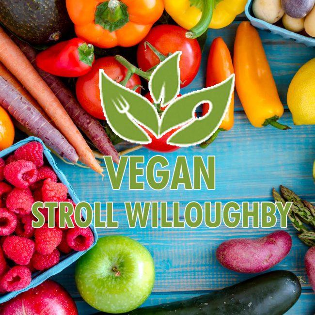 Vegan Stroll Willoughby 2021